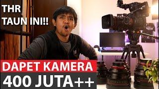 THR Kamera MEWAH BROOO!!!!! | Hands On Canon Cinema Camera Indonesia