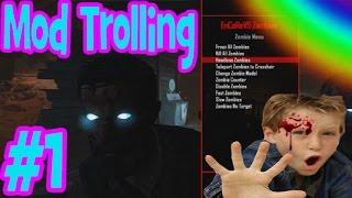 Black ops 2 Zombie Mod Trolling #1