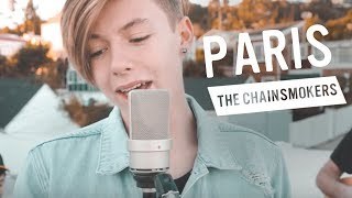 The Chainsmokers - Paris COVER by Mackenzie Sol