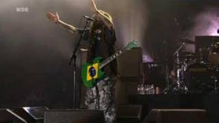 Soulfly - Drum Session [live at Area4 2008 12 of 20]