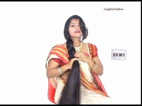 Indian Traditional LongHair Braid promo