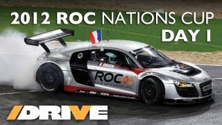Race of Champions DAY 1 - ROC Nations Cup