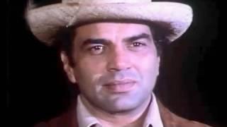 Dharmendra, Hema Malini, Maa - Emotional Scene 12/14
