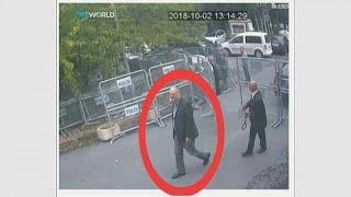 شاهد: صور جديدة لخاشقجي وخطيبته قبل دخوله القنصلية السعودية في إسطنبول…
