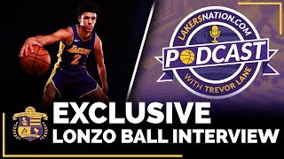 LN Podcast: Exclusive Lonzo Ball Interview