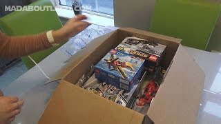 LEGO Unboxing + FREE City Police car