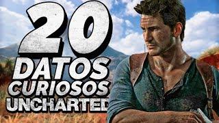 20 CURIOSIDADES DE UNCHARTED (Saga)