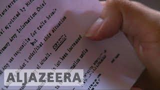 Declassified US documents reveal details on Indonesian massacre