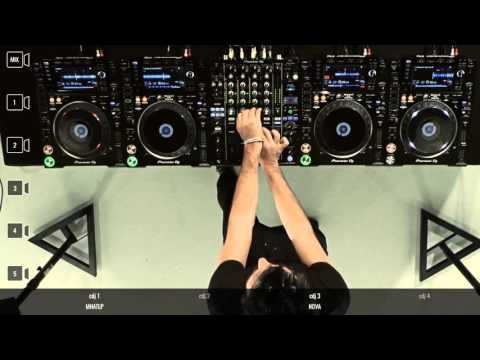 !!NEW!! Gabry Ponte mixing 32 songs in 3 min