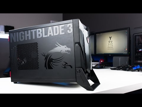 MSI Nightblade 3 Review Does Size Always Equal Performance 4K