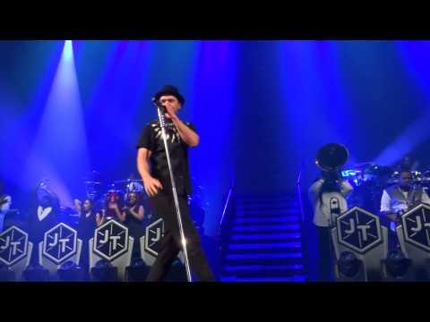 Justin Timberlake - FutureSex/LoveSound (L'Olympia, 21 août)