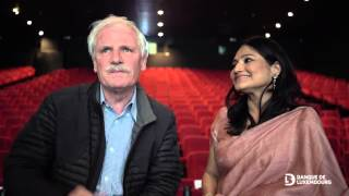 Exclusive interview of Yann and Runa Khan by Banque De Luxembourg   Friendship Charity Bangladesh