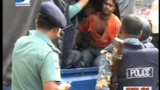 Shibir Tourced by Police
