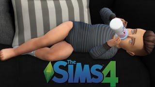 TEEN MOM ROUTINE l SIMS 4