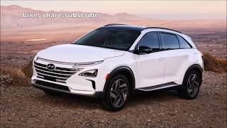 2019 Hyundai NEXO fuel cell hydrogen energy| technology features| specs| drive | price | uk | top 10