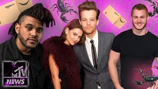 Austin Armacost Talks Chloe Ferry's And Louis Tomlinson Splits From  Girlfriend | MTV News