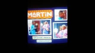 Martin Season 1 DVD Menu