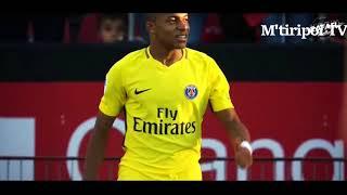 PSG dance de M'bappe