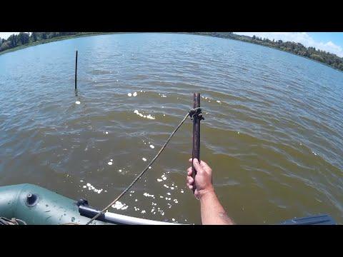 видео как заякорить надувную лодку видео