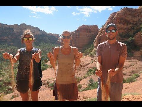 We Made it to the UFO Landing!! Sedona - Arizona