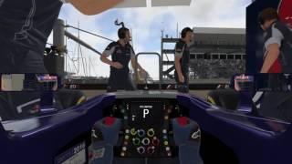 F1 2016 - Circuito Urbano de Monaco  || Entrenamientos Libres