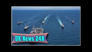 North korea: us naval blockade would be