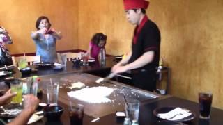 Amazing cooking skills