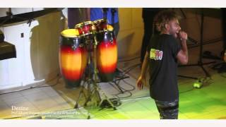 Dezine Live at the PNG Music Awards 2016