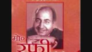 rare naushad/rafi sahab film Chandini Raat, Year 1949, Rafi Sahab and Shamshad, Cheen Ke Dil Kyon