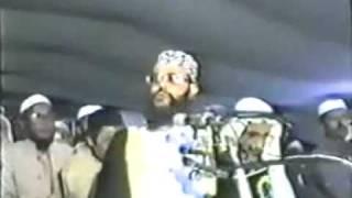 Allama Delwar Hussain Sayeedi - Milaad Sharif!!!