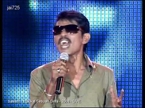 Saleem - Hakikat Sebuah Cinta - 2008 - LIVE mp3