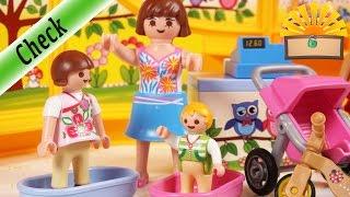 ALLES für BABYS! Playmobil BABYAUSTATTER 9079 auspacken Film deutsch