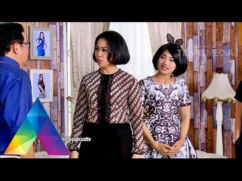 PONDOK PAK CUS : Bude Sarah Yang Maunya Menang Sendiri Part 13 - 010216