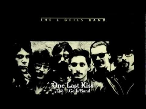 One Last Kiss - The J.Geils Band Video Clip