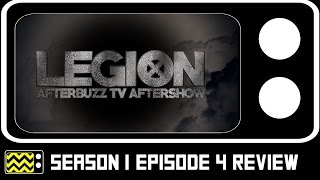 Legion Season 1 Episode 4 Review & After Show | AfterBuzz TV
