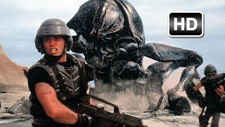 Lo que no sabías de Starship Troopers + Mejor escena (HD)