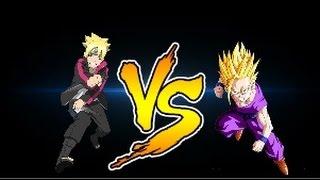 Boruto VS Gohan