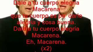 Los Del Rio   La Macarena