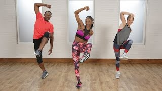 Dance Cardio Boot Camp From Jenna Dewan Tatum's Trainer | Class FitSugar