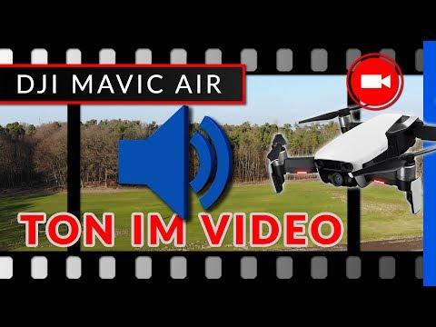 Xxx Mp4 DJI Mavic Air Videos Mit TON Audio Aufnehmen Anleitung Deutsch 3gp Sex