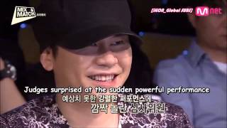 Eng Sub Team Bobby - Rolling In The Deep (Mix & Match Episode 2 Cut)