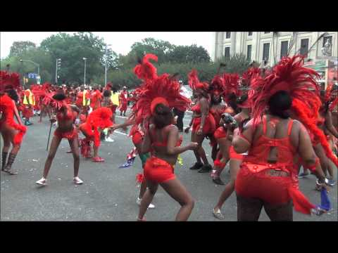 Labor day 2012 West Indian-American Day Parade