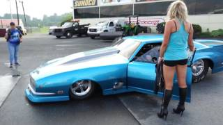Street Outlaws Jeff Lutz vs The Master of Faster Andy Jensen- Rumble at the Grove