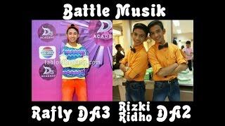 mp4. Rafly Gowa DA3 dan Rizki Ridho Medan DA2 - Musik (cover) Rhoma Irama