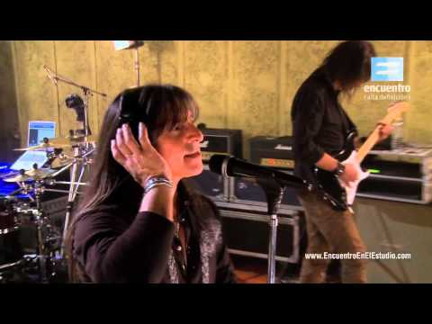 Rata Blanca - Mujer Amante - Encuentro en el Estudio [HD]
