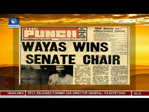 Process Of Impeaching A Senate President Babajide Ogunsanwo Pt.1 Sunrise Daily