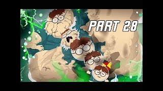 South Park The Fractured But Whole Walkthrough Part 28 - HE'S BACK (Let's Play Commentary)