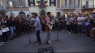 Shawn Mendes - Treat You Better + Stitches (Federico Baroni & Gabriele Esposito Street Cover)