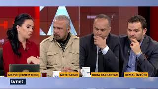 Karşı Karşıya - 28.11.2017 (Mete Yarar-Kemal Öztürk-Bora Bayraktar)