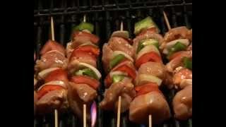 """ CHICKEN SHASHLIK "" Bajias Cooking"